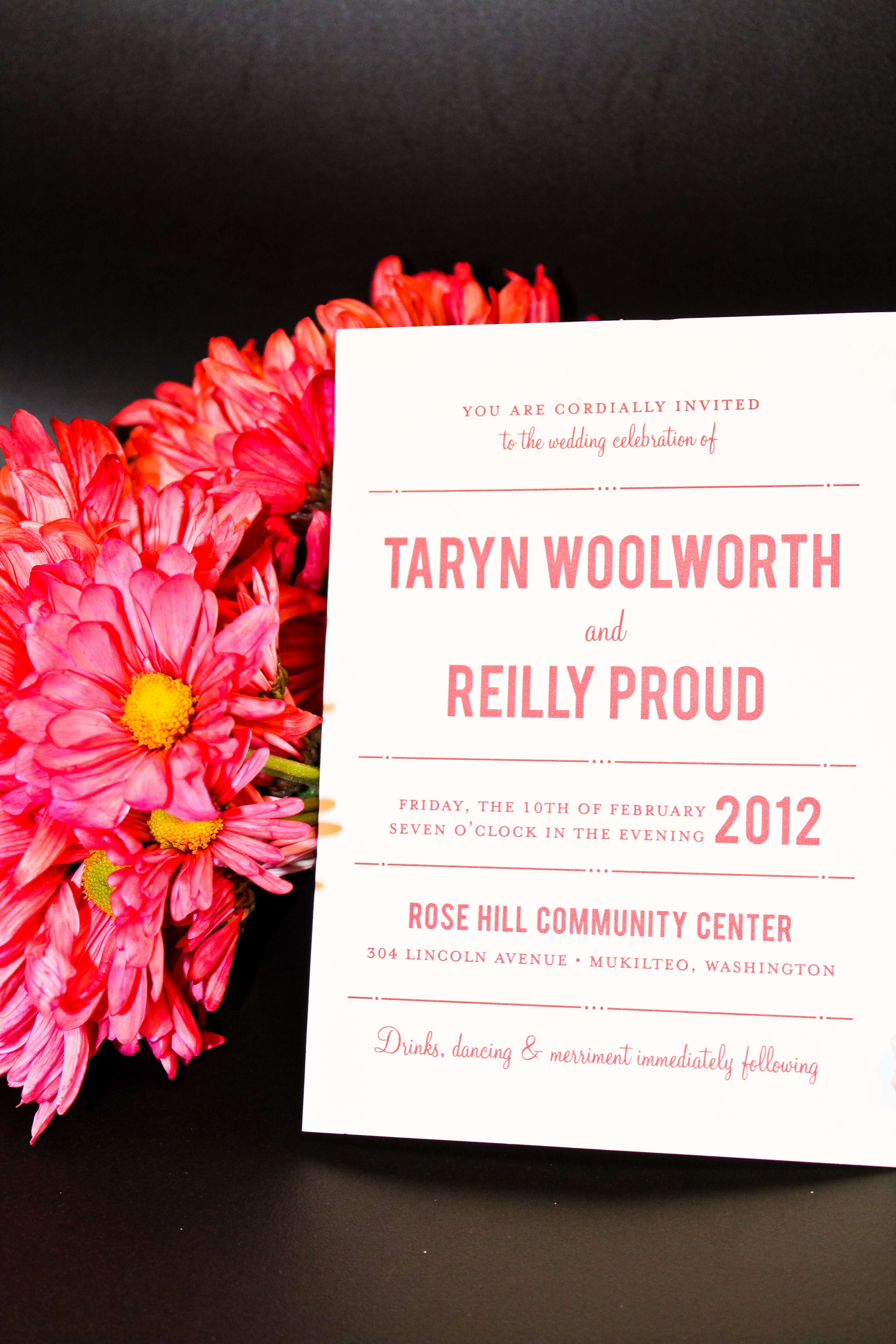 Real Wedding: Taryn & Reilly – Frolic and Swoon